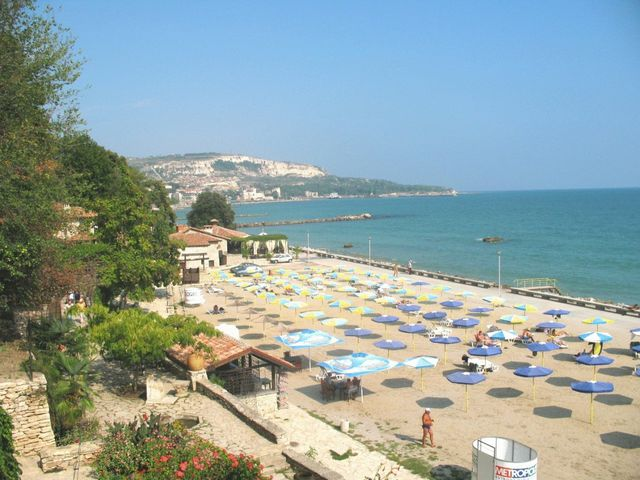 Hotel Lotos - Balchik overview
